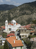 Village View, Pedoulas, High Troodos Mountains, Cyprus, Europe Photographic Print by Stuart Black