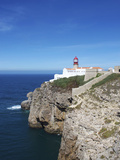 Cabo de Sao Vicente (Cape St. Vincent), Algarve, Portugal, Europe Photographic Print by Jeremy Lightfoot