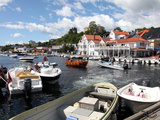 Harbour Approaches, Kragero, Telemark, South Norway, Norway, Scandinavia, Europe Photographic Print by David Lomax