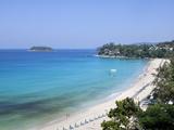 Stretch of Kata Noi Beach, Phuket, Thailand, Southeast Asia, Asia Photographic Print by Lynn Gail
