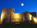 Chepstow Castle, Gwent, Wales, United Kingdom, Europe Photographic Print by Billy Stock