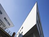 Zaha Hadid Designed Apartments, Spittelau, Vienna, Austria, Europe Photographic Print by Jean Brooks
