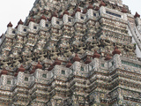 Wat Arun (Temple of the Dawn), Bangkok, Thailand, Southeast Asia, Asia Photographic Print by Antonio Busiello