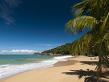 La Perle Beach, Deshaies, Basse-Terre, Guadeloupe, French Caribbean, France, West Indies Photographic Print by Sergio Pitamitz