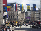 Piccadilly Circus, Regent Street, West End, London, England, United Kingdom, Europe Photographic Print by Ethel Davies