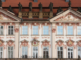 Old Town Square, Baroque Facade, Prague, Czech Republic, Europe Photographic Print by  Godong
