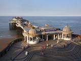 Cromer Pier at Cromer, Norfolk, England, United Kingdom, Europe Photographic Print by Mark Sunderland