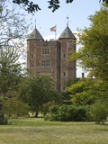 Elizabethan Tower at Sissinghurst Castle, Sissinghurst, Kent, England, United Kingdom, Europe Photographic Print by Peter Barritt