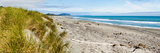 Panorama of Wild and Rugged Ross Beach, West Coast, South Island, New Zealand, Pacific Photographic Print by Matthew Williams-Ellis