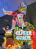 The Freemont Street Experience in Downtown Las Vegas, Las Vegas, Nevada, USA, North America Photographic Print by Gavin Hellier