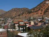 Bisbee, an Old Copper Mining Town, Arizona, United States of America, North America Photographic Print by Robert Harding Productions 
