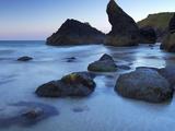 Kynance Cove, the Lizard, Cornwall, England, United Kingdom, Europe Photographic Print by Jeremy Lightfoot