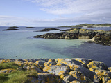 The Cairns of Coll, Inner Hebrides, Scotland, United Kingdom, Europe Photographic Print by Mark Harding