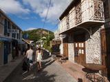 Le Bourg, Iles Des Saintes, Terre de Haut, Guadeloupe, West Indies, French Caribbean, France Photographic Print by Sergio Pitamitz