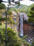 Waitonga Falls in Tongariro National Park, UNESCO World Heritage Site, North Island, New Zealand Photographic Print by Matthew Williams-Ellis