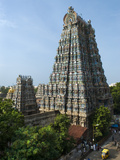 Sri Meenakshi Sundareshwara Temple, Madurai, Tamil Nadu, India, Asia Photographic Print by Stuart Black