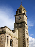 Coldstream Parish Church, Coldstream, Scottish Borders, Scotland, United Kingdom, Europe Photographic Print by Mark Sunderland