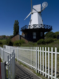Rye Windmill, Rye, East Sussex, England, United Kingdom, Europe Photographic Print by Ethel Davies
