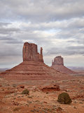 The Mittens, Monument Valley Navajo Tribal Park, Arizona, United States of America, North America Photographic Print by James Hager