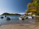 Anse Mire, Iles Des Saintes, Terre de Haut, Guadeloupe, French Caribbean, France, West Indies Photographic Print by Sergio Pitamitz