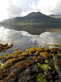 Landscape on the Isle of Mull, Inner Hebrides, Scotland, United Kingdom, Europe Photographic Print by Mark Harding