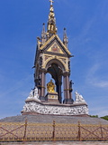 Albert Memorial, Gothic Revival Monument to Prince Albert, Kensington Gardens, London, England Photographic Print by Walter Rawlings