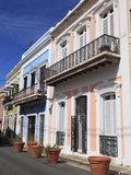 Colonial Architecture, Old San Juan, San Juan, Puerto Rico, West Indies, Caribbean, USA Photographic Print by Wendy Connett