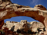 Hickman Bridge, Capitol Reef National Park, Utah, United States of America, North America Photographic Print by James Hager