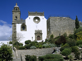 Plaza Iglesia Mayor and the Church of Santa Maria La Coronada, Medina Sidonia, Andalucia, Spain Photographic Print by Stuart Black