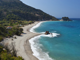 Potami Beach, Near Karlovassi, Samos, Aegean Islands, Greece Photographic Print by Stuart Black