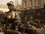 Statue of Molly Malone, Dublin, Ireland, Europe Photographic Print by Ian Egner