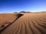 Dune Patterns in the Atacama Desert, Chile, South America Photographic Print by Stuart Keasley