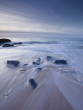 A Beautiful Sandy Beach Near Cap Frehel, Cote D'Emeraude (Emerald Coast), Brittany, France, Europe Photographic Print by Julian Elliott