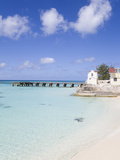 Columbus Landfall National Park, Grand Turk Island, Turks and Caicos Islands, West Indies Photographic Print by Richard Cummins