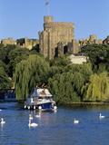 Windsor Castle and River Thames, Windsor, Berkshire, England, United Kingdom, Europe Photographic Print by Stuart Black