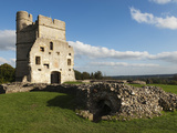 Ruins of Donnington Castle, Newbury, Berkshire, England Photographic Print by Stuart Black