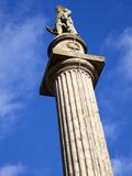 Marjoribanks Monument at Coldstream, Scottish Borders, Scotland, United Kingdom, Europe Photographic Print by Mark Sunderland