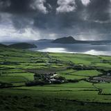 Stuart Black - Blasket Sound to Blasket Islands and Slea Head, Dingle Peninsula, Munster, Republic of Ireland - Fotografik Baskı