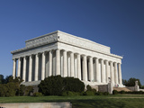 The Lincoln Memorial, Washington D.C., United States of America, North America Photographic Print by Mark Chivers