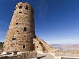 Desert View Watchtower, Grand Canyon Nat'l Park, UNESCO World Heritage Site, Northern Arizona, USA Photographic Print by Michael Nolan