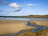 Machir Bay, Islay, Scotland, United Kingdom, Europe Fotografisk tryk af Ann & Steve Toon