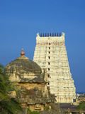 Ramanatha Swami, Rameswaram, Tamil Nadu, India, Asia Photographic Print by  Tuul