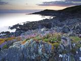 Bull Point, North Devon, Devon, England, United Kingdom, Europe Photographic Print by Jeremy Lightfoot