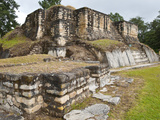 The Ruins of Iximche Near Tecpan, Guatemala, Central America Photographic Print by Michael DeFreitas