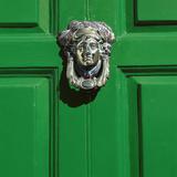 Georgian Door, Dublin, County Dublin, Republic of Ireland, Europe Photographic Print by Stuart Black