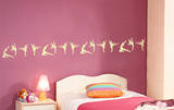 La Frise Danseuses Wall Decal