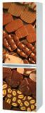 Refrigerateur Chocolats Wall Decal
