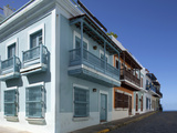 The Colonial Town, San Juan, Puerto Rico, West Indies, Caribbean, USA, Central America Photographic Print by Angelo Cavalli