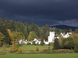 Blair Atholl Castle, Blair Atholl, Perthshire, Scotland, United Kingdom, Europe Photographic Print by Jean Brooks