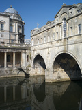 Pulteney Bridge, Bath, UNESCO World Heritage Site, Avon, England, United Kingdom, Europe Photographic Print by Rob Cousins
